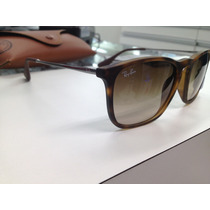 Oculos Solar Ray Ban Rb4187 Chris 856/13 54 Made In Italy
