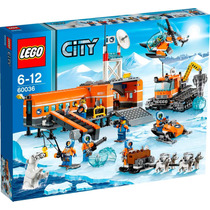Lego 60036 Lego City Arctic Base Camp