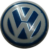 Logo Da Chave Canivte Da Volkswagen Em Aluminio