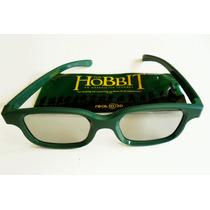 Óculos 3d Passivo The Hobbit Lg Philips = Ag F-310