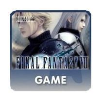 Final Fantasy 7 Vii Ps3 Playstation 3