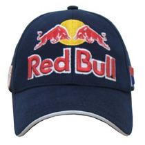 Boné Original Red Bull Motogp Powered Marc Marquez Mod.novo