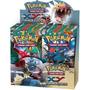 Booster Box / Caixa De Pokemon Tcg - Furious Fist Xy 3