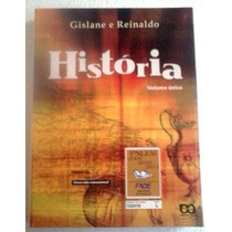Historia Gislane E Reinaldo Volume Unico Ed Atica