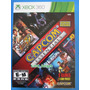 Capcom Essentials - 5 Jogos - Xbox 360 - Lacrado.