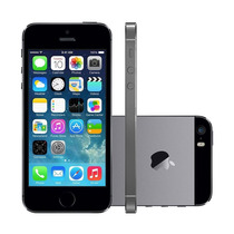 Iphone 5s Apple 16gb Anatel Original Cinza Espacial