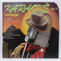 Lp Karaokê - Você É O Cantor Vol 3 - 1983 - Som Game - Cid