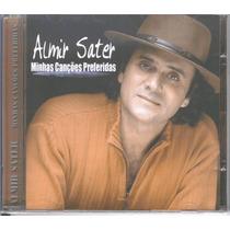 Almir Sater-minhas Cancões Preferidas-22 Música Cd Raro Novo