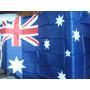 Bandeira Australia 1,5mx90cm Festas Decoração Jogos Fantasia