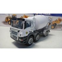 Caminhão Concreteira Hy Truck 1/50 Miniatura 5012-05