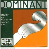 Corda Violino Dominant Mi - Avulsa