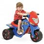 Moto Elétrica Infantil Ban Moto Cross 6v Bandeirante