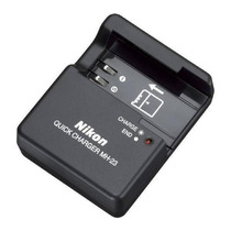 Carregador Nikon Mh-23 Para En-el9a El9 D40 D40x D60 D3000