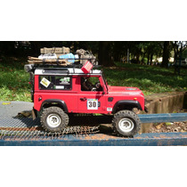 Land Rover Defender 90 - Rc - 1/10 - Rc4wd