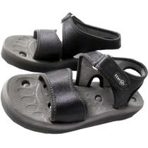 Sandália Chinelo Magnético Feminino Com Velcro