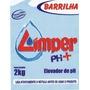 Barrilha 10 Kilos + Sulfato 10 Kilos + Estojo De Teste Ph/cl