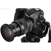 Lente Sigma Canon 17-70mm F/2.8-4 Os Hsm Macro M.platinum