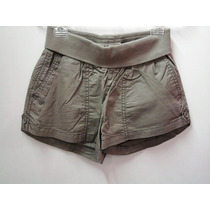 Shorts De Tecido Just Love - Feminino