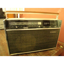 Antigo Radio Philco Transglobe #3825