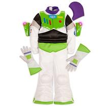 Fantasia Macacao Acende Buzz Lightyear Disney Store 7/8anos