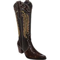 Bota Country Feminina Capelli Boots