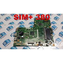 Placa Mãe Sim+ 380 - A14iexx Ddr3 M/b V1.0