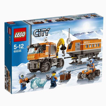 Lego 60035 Lego City Arctic Outpost