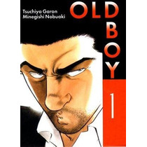 Old Boy N° 01 E 02 - Manga Nova Sampa