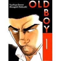 Old Boy N° 1 - Manga Nova Sampa - Frete Gratis !!!