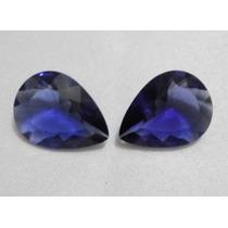 Lindo Cristal Safira - 20 X 15 - 2 Pedras!