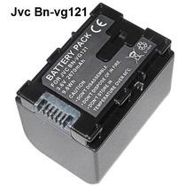 Bateria Bn-vg121 Vg107 Vg108 Vg114 Jvc Gz-e100 Gz-e200 E300