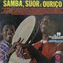 Lp Samba, Suor E Ouriço - Os 19 Melhores Sambas Vinil Raro