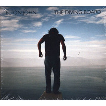 Cd Elton John The Diving Board Bonus Tracks Original Lacrado