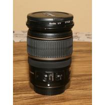 Objetiva Canon Ef-s 17-55 F/2.8