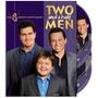 Box Dvd Two And A Half Men - Dois Homens E Meio 4ª Temporada