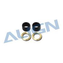 Align Trex 450 V2 New Damper Rubber Black 80 Hs1291