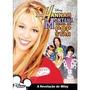 Dvd - Hannah Montana - Perfil De Pop Star Original Novo
