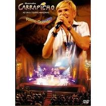 Dvd-banda Carrapicho-ao Vivo-teatro Amazonas-encarte Interno