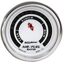 Marcador Relacao Ar Combustivel Auto Meter Modelo C2 7175