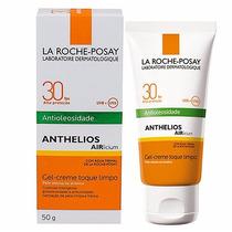 Protetor Solar Anthelios Airlicium Fps30 50ml Antiolisidade