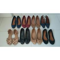 Lote De Sapatos Arezzo Número 37