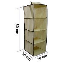 Porta Roupa Organizador Para Guarda-roupas, Araras E Closet