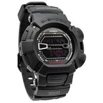 Relógio Casio G-shock Mudman G-9000ms-1 Novo E Original
