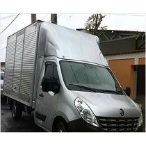 Quebra Vento Defletor De Ar Renault Master Completo