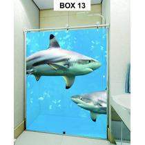 Adesivo Para Box De Banheiro, Janelas E Portas De Vidros.