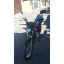 Honda Cg 125 Fan Preta