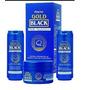 Kit Sistema Repositor De Massa Capilar Gold Black Amend