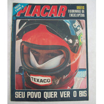 Placar Nº 252: Poster Bahia - River Plate - Interlagos