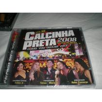 Cd Calcinha Preta (ao Vivo Em Recife) Vol.18