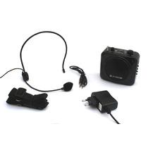 Amplificar Voz Megafone Microfone Aulas 20 Watts Titanium